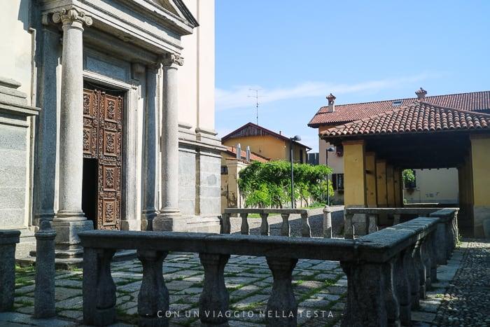 Il Santuario di Santa Maria della Noce per una gita fuori porta da Milano