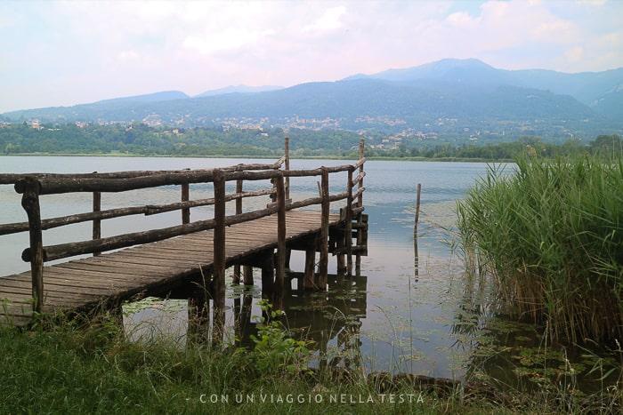 Casin del lago sul lago alserio pe runa gita fiori porta da milano sul lago