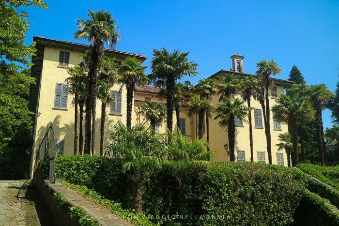 Villa Crivelli a Inverigo per una gita fuori porta da Milano