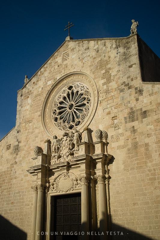 otranto cosa vedere cattedrale