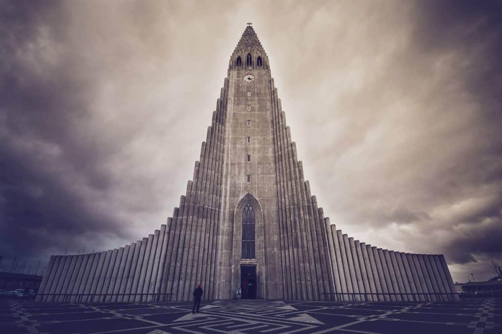 cosa vedere cosa fare in islanda chiesa di Hallgrímskirkja