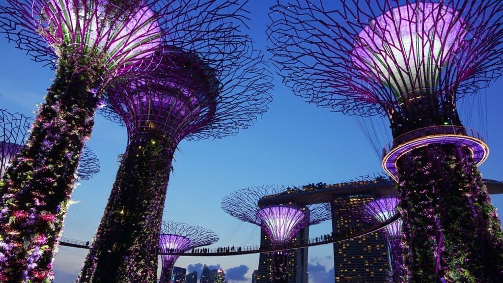 capodanno 2020 singapore