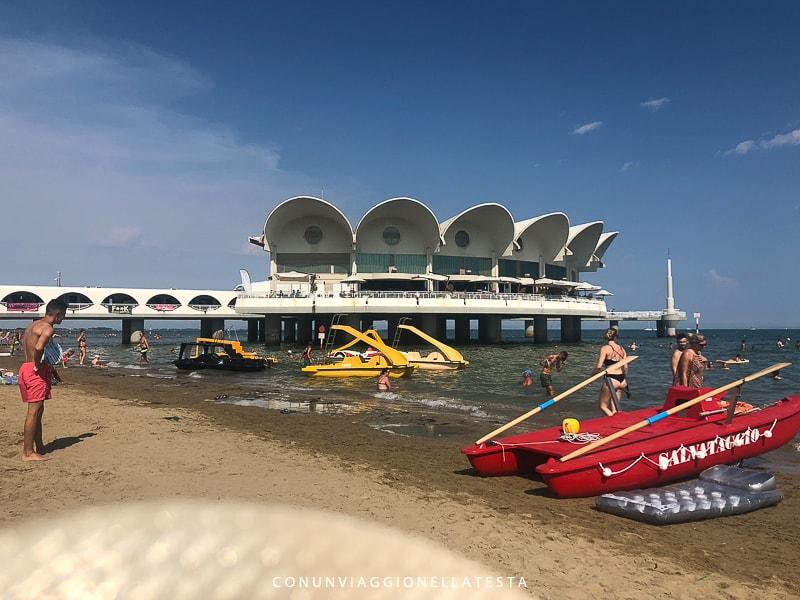 lignano sabbiadoro cosa vedere spiagge