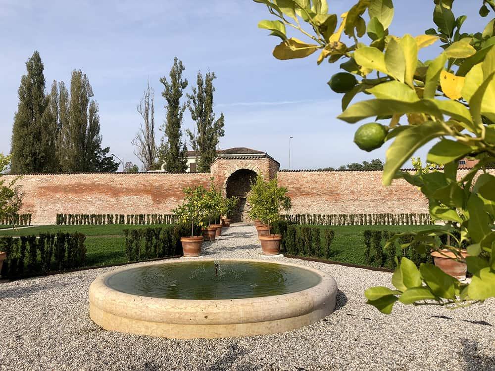 palazzo giardino sabbioneta