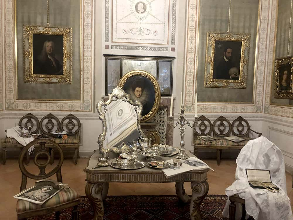 museo di palazzo d'arco mantova