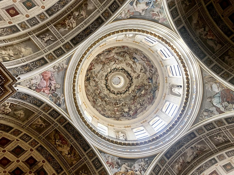 cupola juvarra sant'andrea