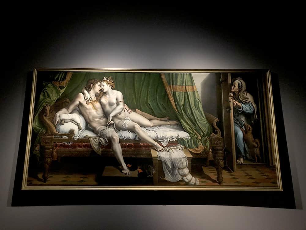 due amanti giulio romano