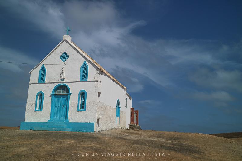 Hilton Cabo Verde Sal Resort chiesetta