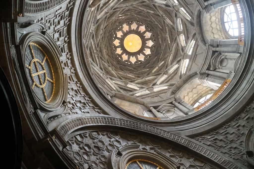 visitare torino cappella sacra sindone