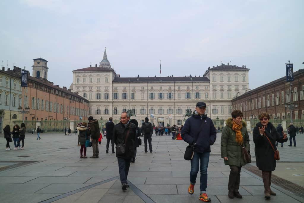 visitare torino  Piazza San Carlo
