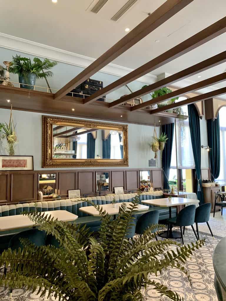 hotel indigo venice ristorante savor