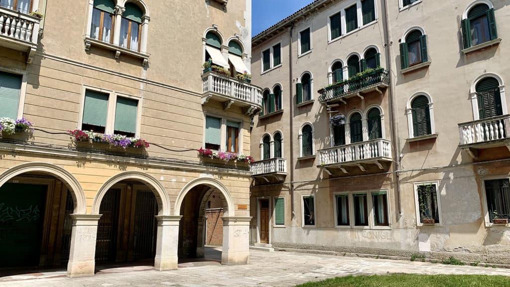 quartiere sant'elena venezia