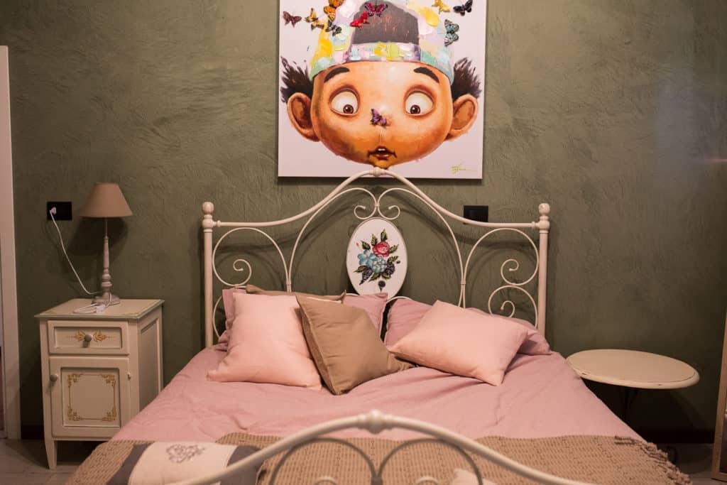 podere casanova stanza